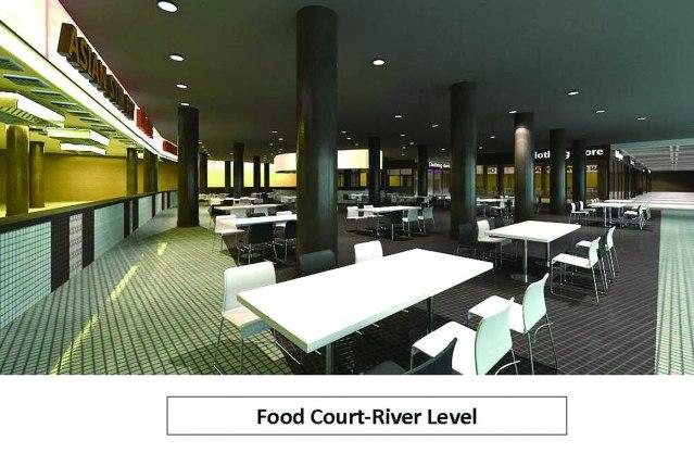 1. Food Court