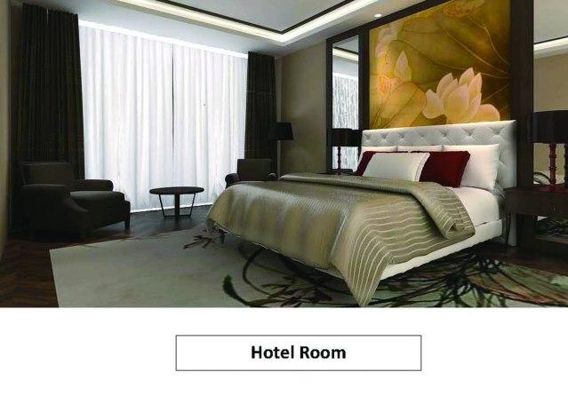 9. Hotel Room