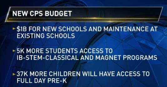 070618-05 芝加哥公立学校投入10亿美元现代化建设