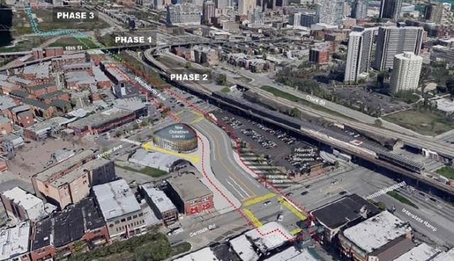 071118-033 芝加哥中國城街道破土動工儀式舉行