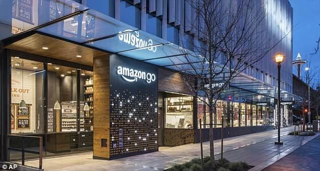 亞馬遜在芝加哥開設了第一家無人收銀店