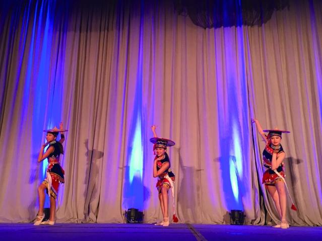 照片十三:飛天藝術團帶來精彩的舞蹈演出