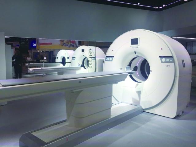 照片十:現場隨處可見多款創新性醫療儀器