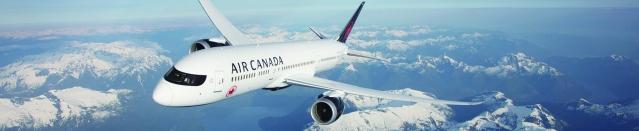 08加拿大航空