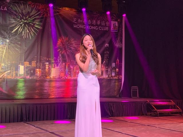 17:2018年芝加哥洽洽歌唱比賽亞軍蔣美薇小姐演唱歌唱