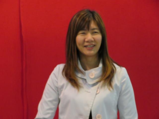駐芝加哥臺北經濟文化辦事處黃處長夫人楊淑娟女士