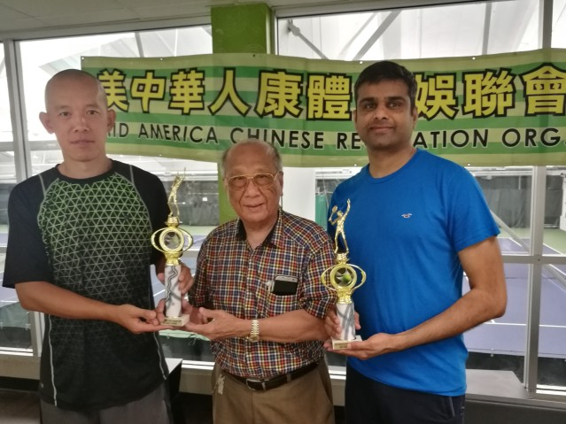 mens single open winners