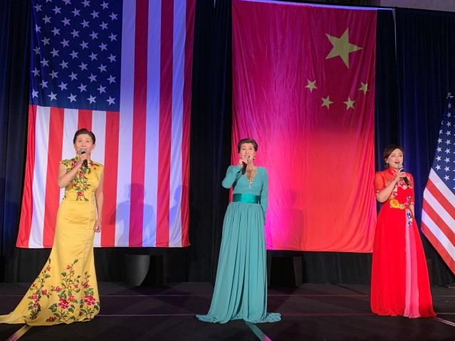 17 藝術家們合唱《我和我的祖國》