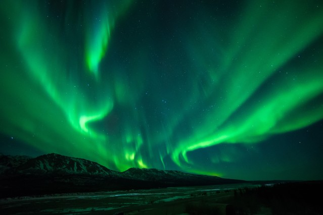 7. 北极光