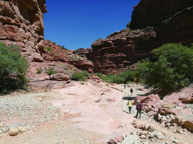 Supai Trail