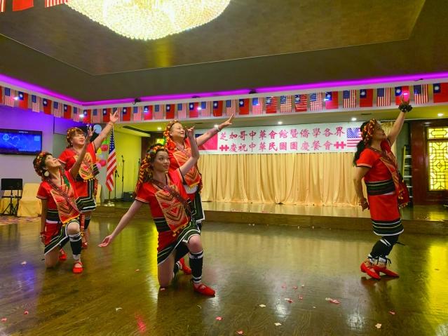 12.華僑婦女會帶來《高崗上》