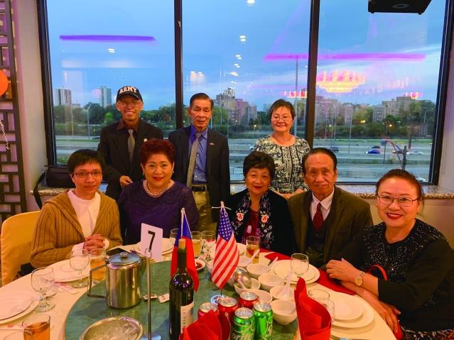 27.僑社代表出席餐會
