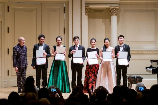 郎朗國際音樂基金會青年學者項目獎學金3